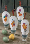 160365 Permin Chicken Egg Cozy 4pk