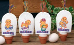 169576 Permin Chicken Egg Cozy 4pk