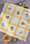 449561 Permin Easter Tablecloth