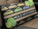 830530 Permin Car Pillow