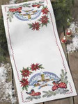 681206 Permin Holiday Tablerunner