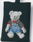 191692 Permin Teddy Bear Phone Case