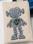 191696 Permin Robot Phone Case