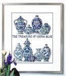 905482 Permin China Blue