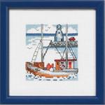 145193 Permin Blue Lighthouse