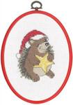 925647 Permin Hedgehog with Star