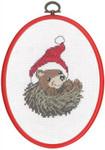 925648 Permin Curled Hedgehog