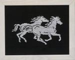 922378 Permin Running Horses