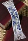 052894 Permin Delphinium Bookmark