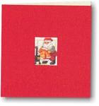 173240 Permin Santa Card