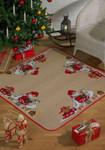 454251 Permin Santa Claus - Tree Skirt