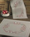 273640 Permin Christmas Time  Natural Table Cloth  (bottom)