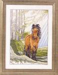 123336 Permin Summer Horse