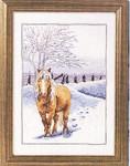 123337 Permin Winter Horse