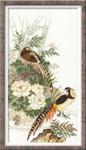 RL929 Riolis Cross Stitch Kit Pheasants