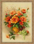 RL100049 Riolis Tea Roses