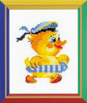 RLHB160 Riolis Cross Stitch Kit Sailor