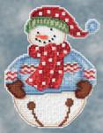 DM204101 Mill Hill Jingle Snowbell  Debbie Mumm (2014)