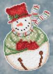 DM204102 Mill Hill Jangle Snowbell  Debbie Mumm (2014)