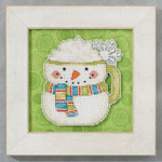 DM205103 Mill Hill Debbie Mumm Frosty Mug