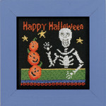 DM303101 Mill Hill Debbie Mumm Happy Skeleton (2013)