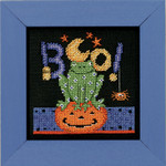 DM303104 Mill Hill Debbie Mumm Boo Frog (2013)