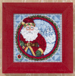 JS149201 Mill Hill Santa Claus by Jim Shore (2009)