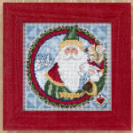 JS149204 Mill Hill Father Christmas by Jim Shore (2009)