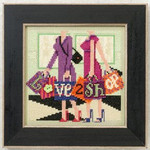 MH142102 Mill Hill Buttons and Bead Kit Love 2 Shop (2012)