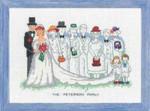 928341 Permin The Wedding