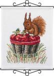 925309 Permin Squirrel & Apples