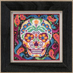 MH145204 Mill Hill Buttons and Bead Kit Sugar Skull (2015)
