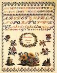 391313 Permin Sampler 1819 Karoline Marca