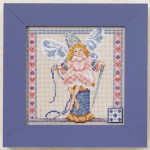 JS301104 Mill Hill Kit Needlework Fairy Jim Shore (2011)