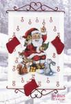 342525 Permin Kit Santa Reads a Story