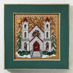 MH147305 Mill Hill Buttons and Bead Kit St. Nicholas Cathedral (2007)