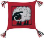 834197 Permin Sheep Pillow