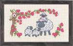 925347 Permin Sheep Family