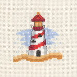 143130 Permin Red Lighthouse