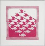 705344 Permin Bird/Fish Pink