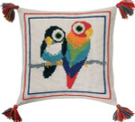 833878 Permin Birds Pillow