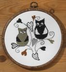 125198 Permin Owl Love