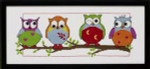 923387 Permin Owl Friends