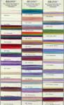 Rainbow Gallery Bravo! A71-Navys