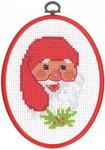 124268 Permin Santa Claus