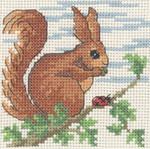 143319 Permin Squirrel
