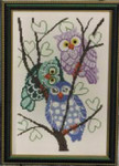 123822 Permin Three Owls