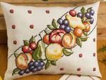 831803 Permin Fruits Pillow