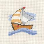 143135 Permin The Boat