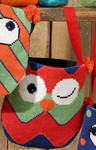 195305 Permin Owls Bag (Winking)